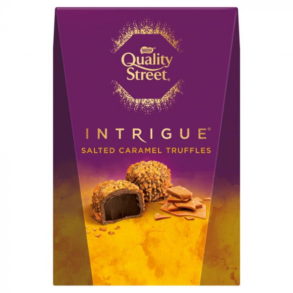 Quality Street Intrigue Salted Caramel 200g